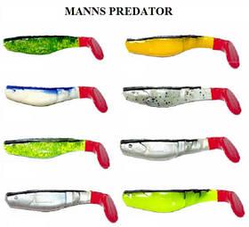 Силикон виброхвост Manns Predator