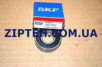 Подшипник для стиральной машинки SKF 6202-2RS (6202) 35mm*15mm*11mm (Франция,коробка)