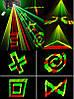 Диско лазер 3D эффектом 3 цвета c DMX512. TDM-RGB400. Светомузыка Dzyga, фото 3