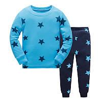 "Пижама для мальчика ""Звёзды"" 4t"