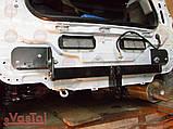 Фаркоп Nissan Micra K13 (прицепное Ниссан Микра), фото 2