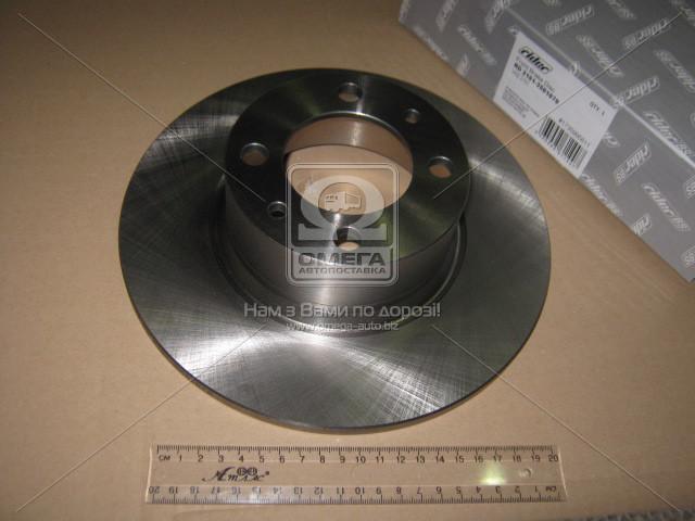 Диск тормозной ВАЗ 2101 передний (RIDER) RD 2101-3501070