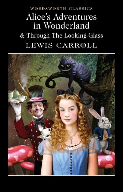 Книга Alice's Adventures in Wonderland. Through the Looking-Glass
