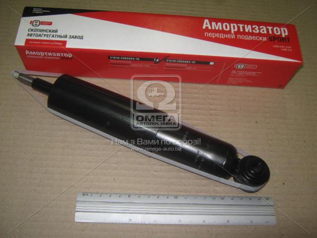 Амортизатор ВАЗ 2101-07 подв. передн. газов. (пр-во ОАТ-Скопин) 21010-290500410