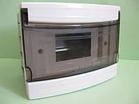 Бокс для автоматических выключателей внутреннего монтажа для 6 модулей Nilson