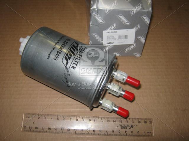 Фильтр топл. DACIA LOGAN, RENAULT DUSTER. SANDERO  (1.5 DCI) (RIDER) RD.2049WF8455