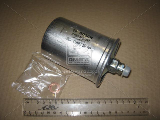 Фильтр топливный MB 190 (W201) 82-93 (пр-во BOSCH) 0986AF8092