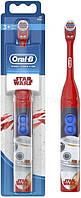 Зубная щетка ORAL-B D4 Kids Star Wars