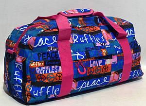 Женская небольшая дорожная сумка