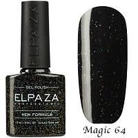 Гель лак ELPAZA Magic Stars 64 Огненный Кристалл 10 мл