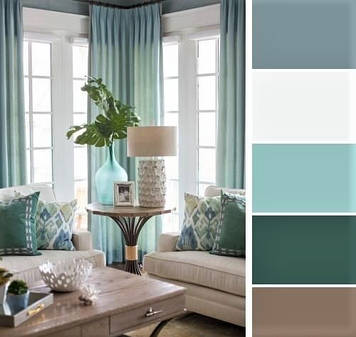 Дизайн штор, оформление окон, интерьера