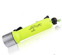 Фонарь для подводного погружения Police BL-FQ-02, фонарь для дайвинга
