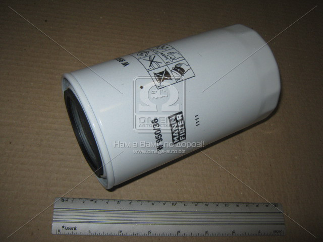 Фильтр масляный IVECO DAILY III (99-06) (пр-во MANN) W950/36