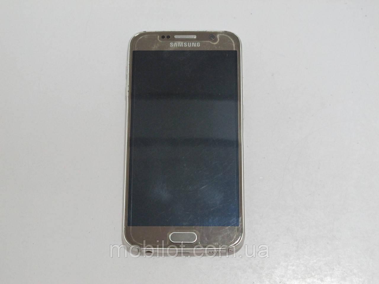 Мобильный телефон Samsung S6 G920F (TZBA-7858)Нет в наличии
