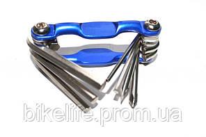 Ремкомплект для велосипеда (вело-инструмент)