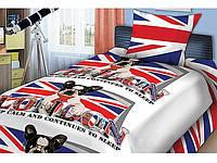 Комплект постільної білизни Британець