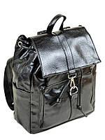 Рюкзак иск-кожа 08-1 F12 black Распрода, фото 1