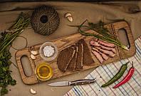 Доска для сервировки и подачи Хлеб-соль, фото 1