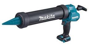 Аккумуляторный пистолет для герметика Makita CG100DZA (без АКБ)
