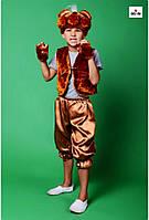 Дитячий карнавальний костюм Ведмедик для хлопчика