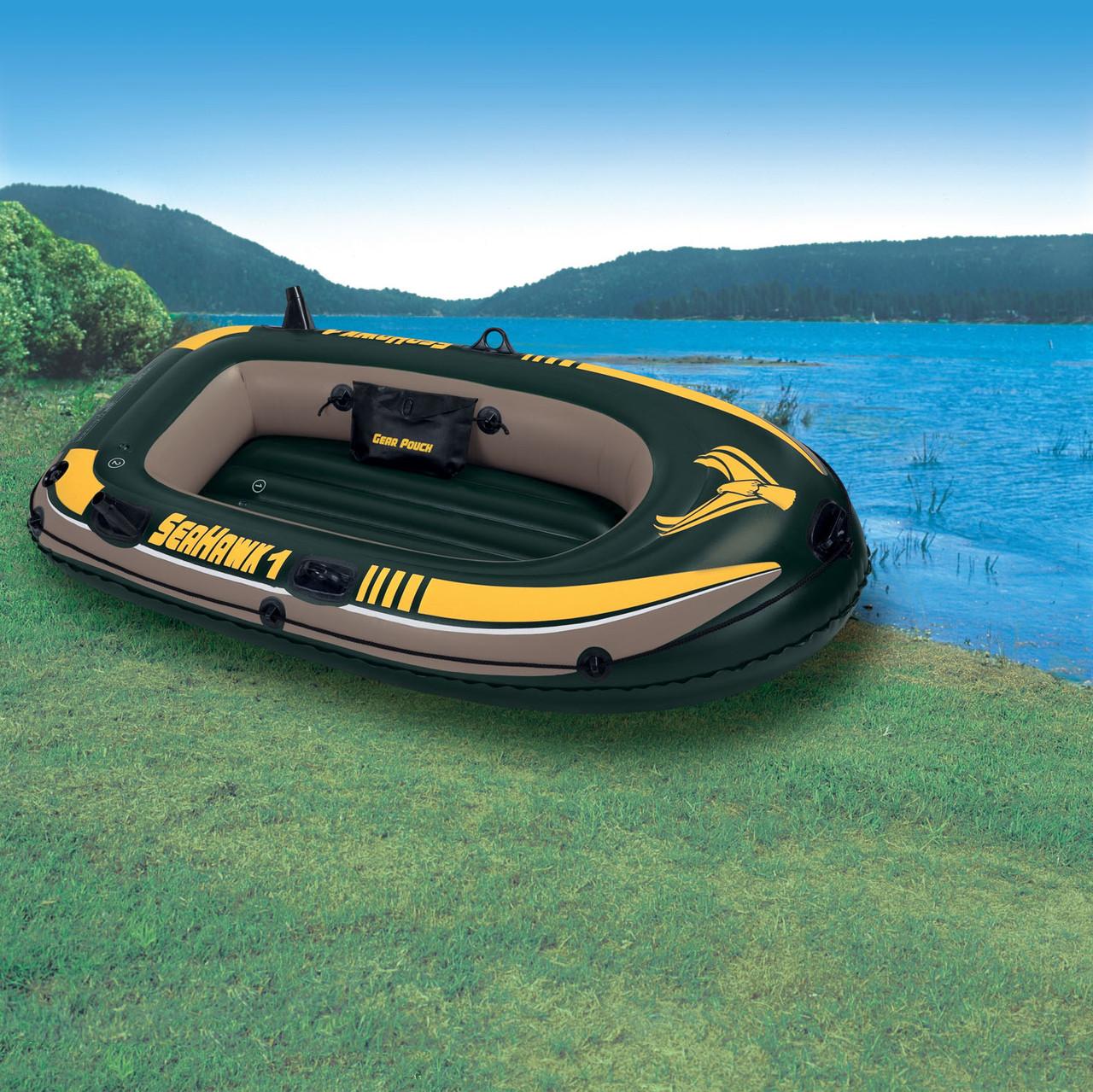 Лодка надувная SeaHawk 1 (193*108*38)