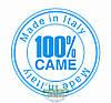 """Автоматика CAME: """"100% Сделано в Италии"""""""