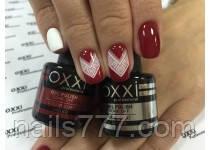 Гель лак Oxxi №005 (дуже темний червоний, емаль) 8мл, фото 2