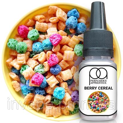 Ароматизатор TPA Berry Cereal (Ягодные хлопья) 5мл, фото 2