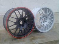 Комплекс услуг по очистке и покраске колесных дисков