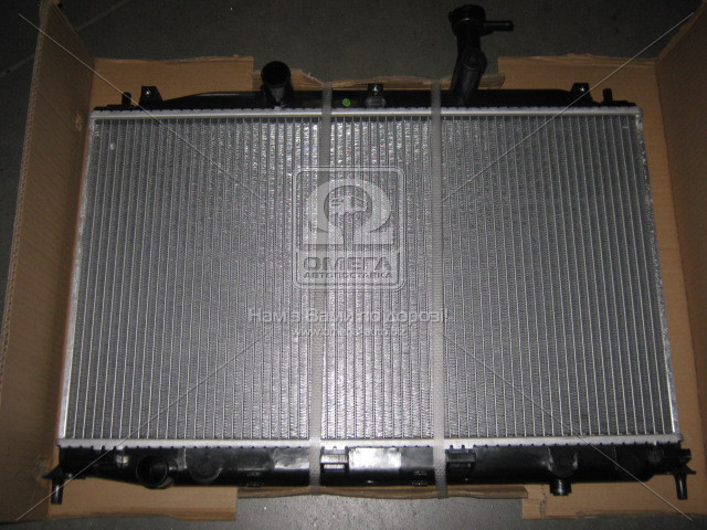 Радиатор охлаждения (паяный) HYUNDAI ACCENT 05- (MT) (TEMPEST), TP.1567509MT