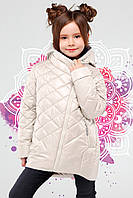 Куртка детская Мия - Св.крем, фото 1