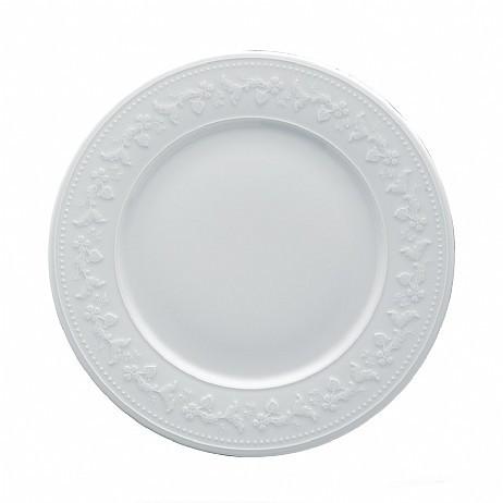 Тарелка мелкая 27см Silvia Satin