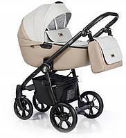 Детская коляска универсальная 2 в 1 Roan Esso Neutral Hazel (Роан Эссо, Польша)