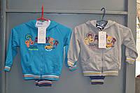 Спортивные трикотажные  костюмы тройки для мальчиков 6/9-36 месяцев.Фирма SINCERE.Венгрия, фото 1