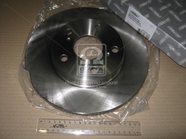 Диск тормозной TOYOTA AURIS, COROLLA 07-передн.  (RIDER) RD.3325.DF4810