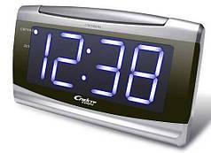 Электронные часы (настольные, настенные), термометры, будильники