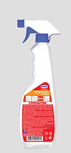 """Средство для чистки всех видов сантехнических поверхностей """"HELPER"""" Суперактив, 500 мл"""