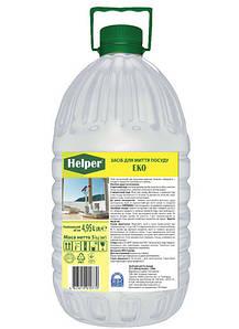 "Моющее средство для посуды ""Helper"" Эко, 3 х 5л"