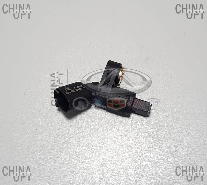 Датчик ABS передний левый, Chery Amulet [1.6,до 2010г.], A11-3550111, Autlog