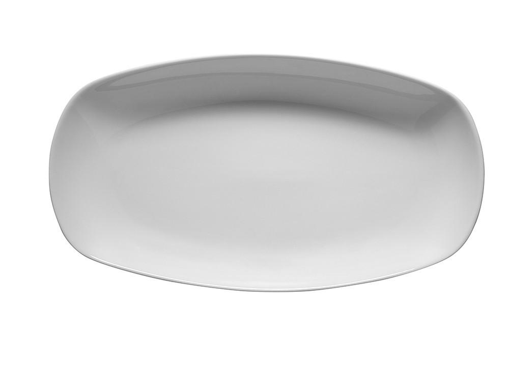 Блюдо овальное 34х19 см, h - 3,3 см HK