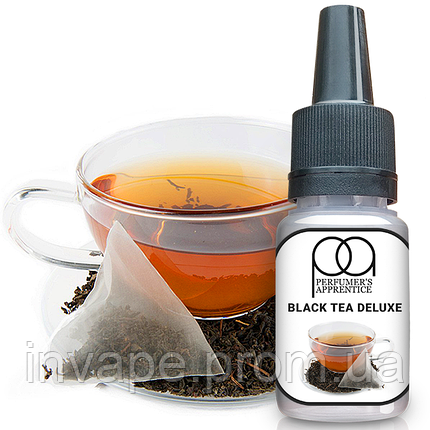 Ароматизатор TPA Black Tea Deluxe (Черный чай(Делюкс) 5мл, фото 2