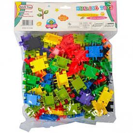 Конструктор Puzzle blocks «Четырехугольники» 6006