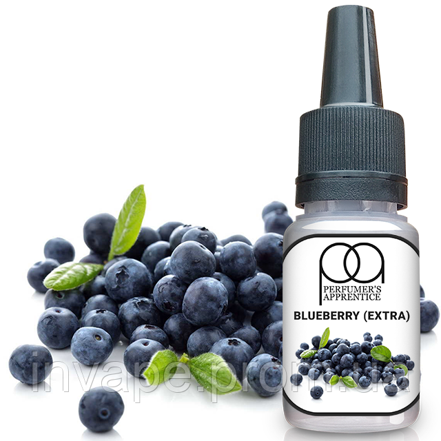 Ароматизатор TPA Blueberry (Extra) (Черника (Экстра)) 5мл