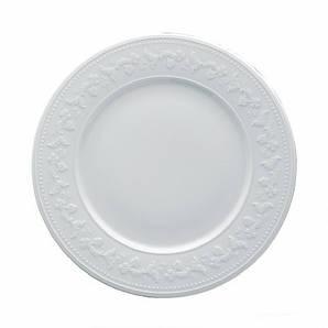 Тарелка мелкая 21см Silvia Satin