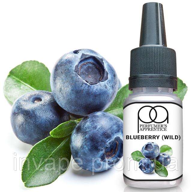 Ароматизатор TPA Blueberry (Wild) (Черника (Дикая))