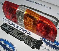 Фара задняя левая Форд Транзит Transit 00-06  (с платой)