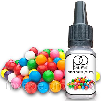 Ароматизатор TPA Bubblegum (Fruity) Flavor* (Фруктовая жвачка) 5мл, фото 2