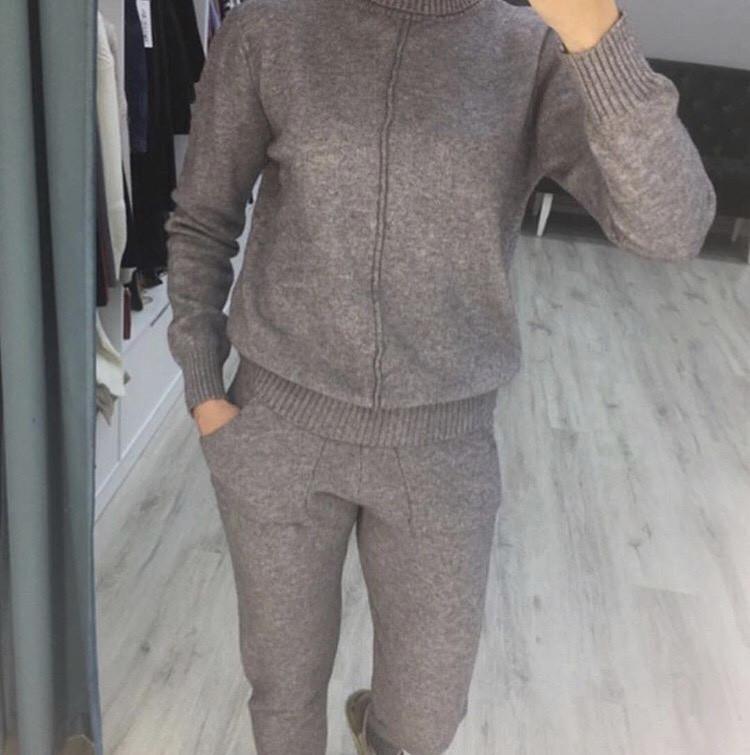7245b8347a0 Женский теплый костюм One size - купить по лучшей цене в Одессе от ...