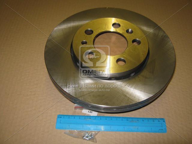 Диск тормозной AUDI A3, SEAT CORDOBA, IBIZA, SKODA,VW, передн., вент. (пр-во REMSA) 6545.10