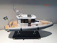 Коллекционная модель катера Paragon 25